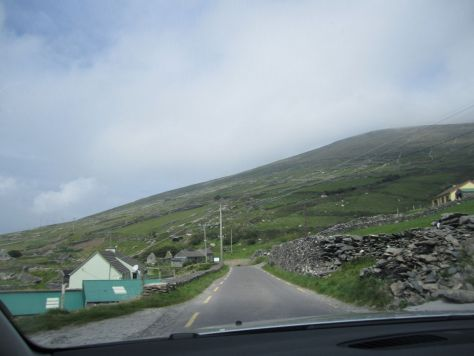 Dingle Peninsula roads