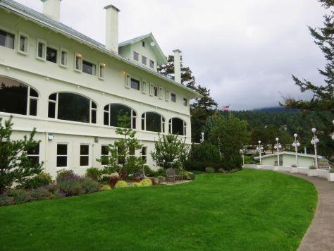 Rosario Moran Mansion Orcas Island