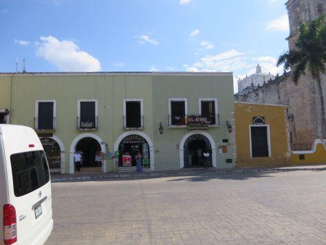 El Atrio del Mayab restaurant Valladolid