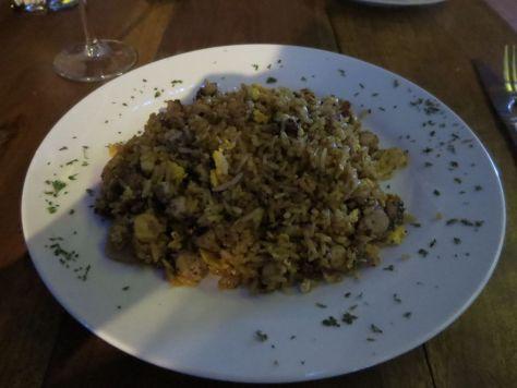 Naino Restaurant, Hotel Zentik Valladolid