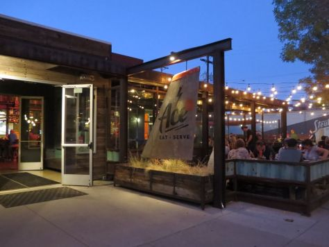 Ace Eat Serve restaurant in Denver, Colorado