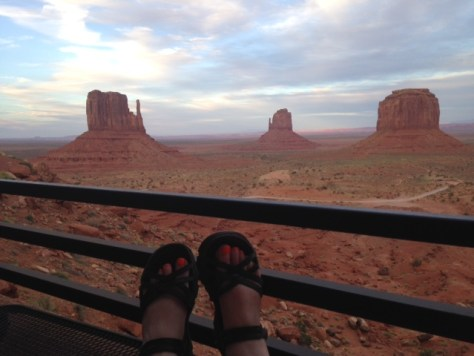 The View Hotel, Monument Valley