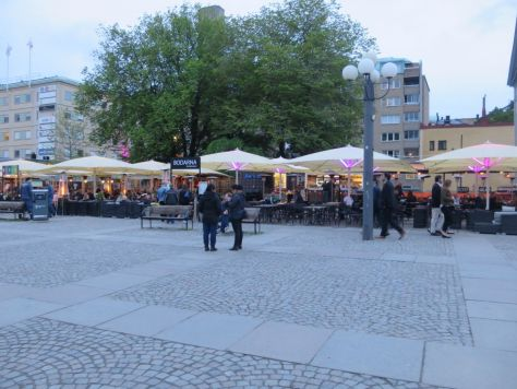 Medborgarplatsen, Sodermalm Stockholm