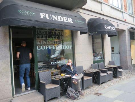Kontra Coffee Copenhagen