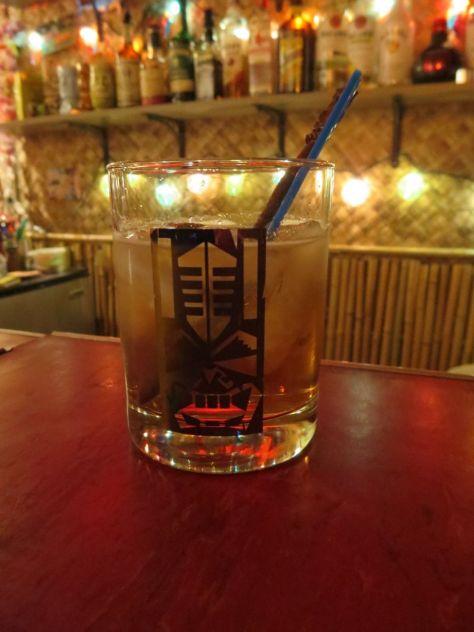 Caribbean Hummer cocktail