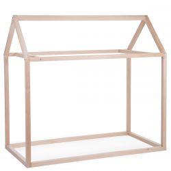 tipi house bamboo bed slatted frame