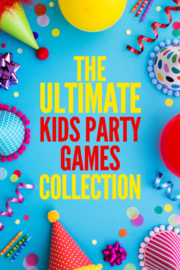 the ultimate kids party
