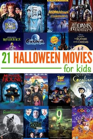 21 Best Halloween Movies for Kids