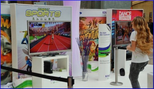 Kinect Demo @ Millennium City