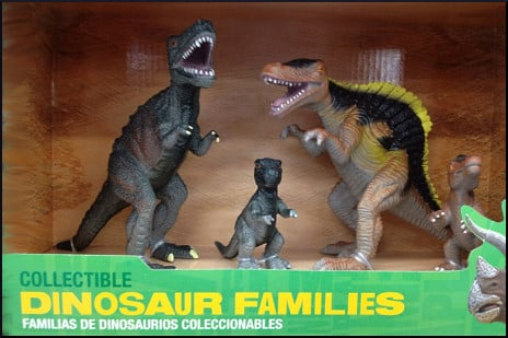 Per Nuclear Dino Family