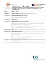 Workshop Programme 2