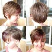 short haircuts & hairstyles