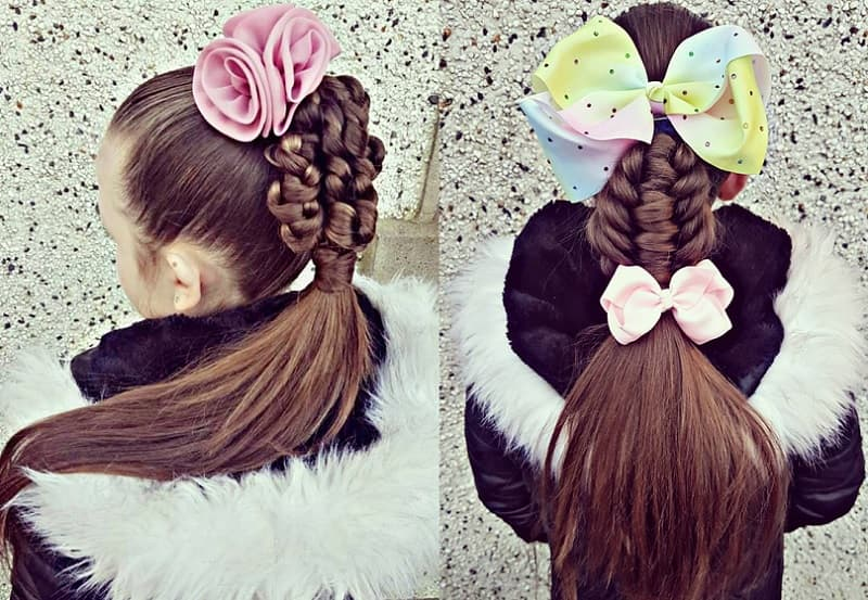 25 charming ponytail hairstyles