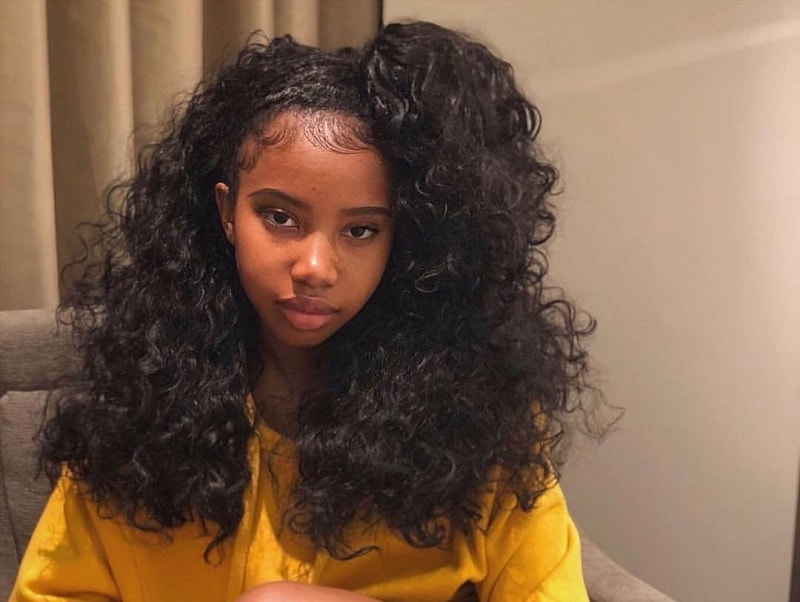 20 Alluring Natural Hairstyles For Black Girls 2020 Trends