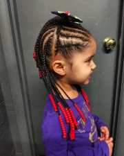 cute hairstyles mixed little