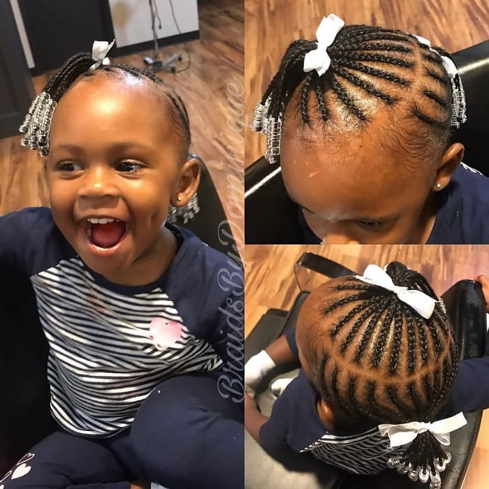 20 Cutest Braided Hairstyles for Babies (2020 Guide)