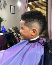 delightful mohawk haircuts
