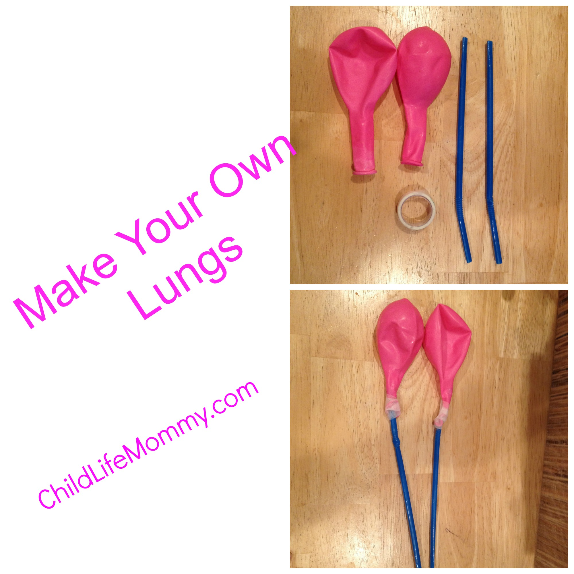Make Your Own Lungs