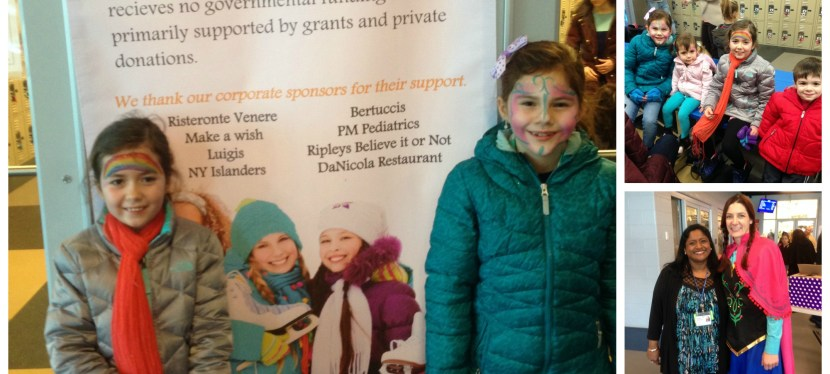 Ice Skating, Raffle Prizes, Disney Princesses, all to support The Center For Hope