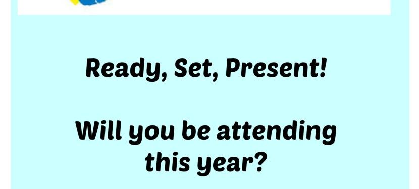 Ready, Set, Present!