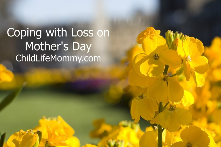 Coping with Loss on Mother's Day