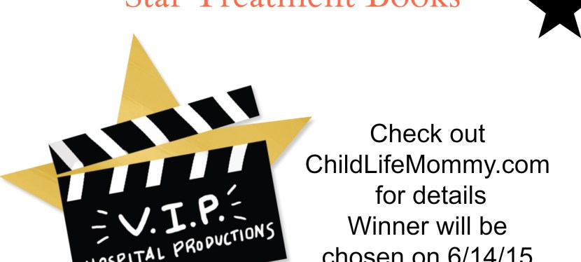V.I.P. Hospital Productions Spotlight and Giveaway