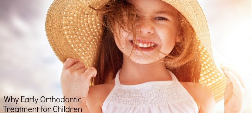 Why Early Orthodontic Treatment for Children is Important