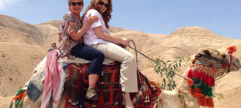 Driving the Camel: Adventures of a Child Life Specialist
