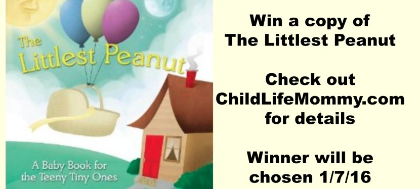 The Littlest Peanut: A Baby Book for the Teeny Tiny Ones