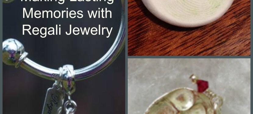 Making Lasting Memories with Regali Jewelry Memorial Fingerprint Charms