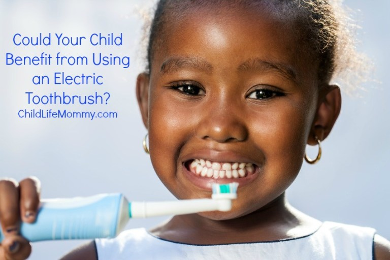 Could Your Child Benefit From Using an Electric Toothbrush