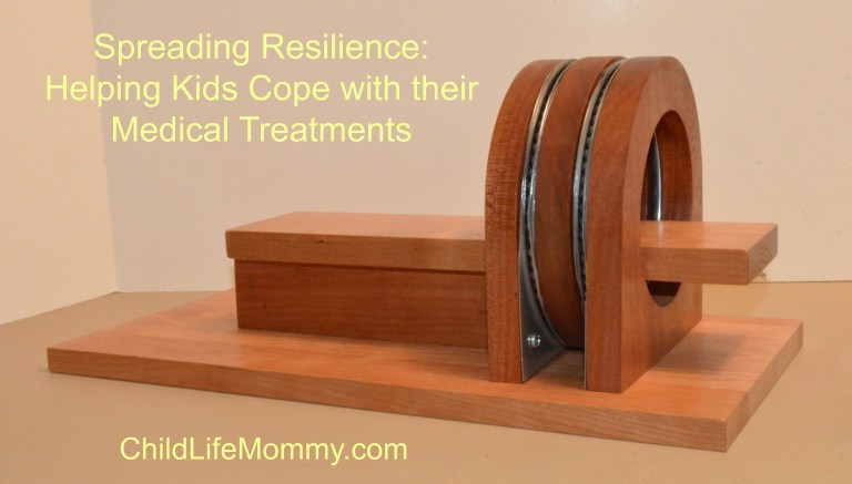 Spreading Resilience