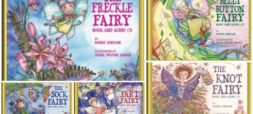 Best Fairy Books: Spotlight and Giveaway