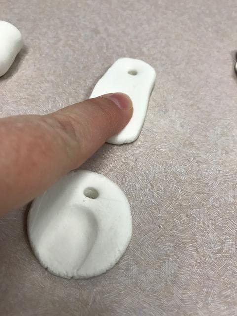 press-the-finger