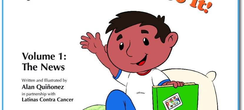 "Helping Children Cope with Cancer: Spotlight and Giveaway on ""Benito, You Can Do It!"""