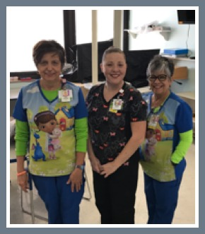 CHILD LIFE HEROES- MY FAVORITE PERSON IN THE HOSPITAL