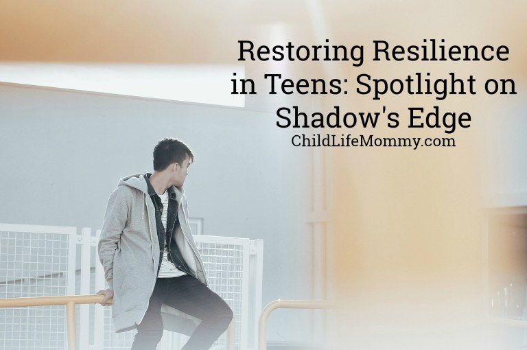 Restoring Resilience in Teens Spotlight on Shadow's Edge