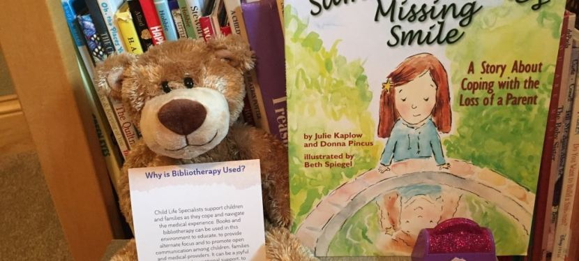 Bibliotherapy:  A Gentler Approach to Understanding