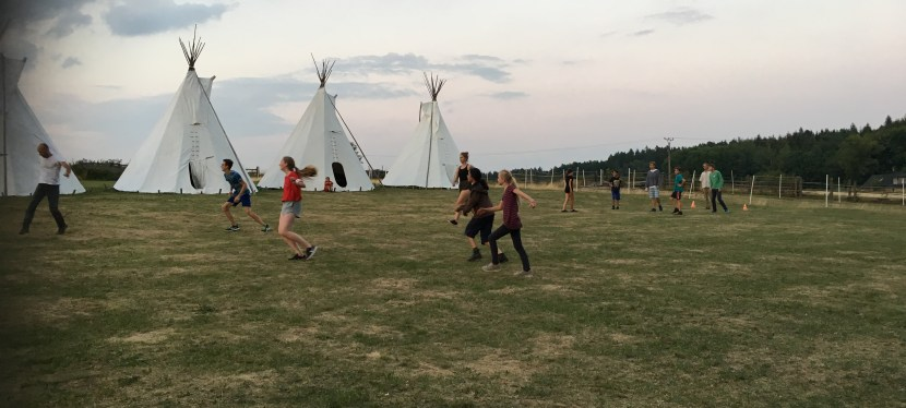Camp Klicek: A Dose of Nature and the Universal Language of Play