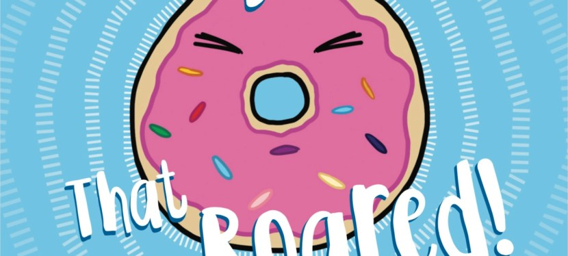 """The Donut That Roared: A Child's Guide To Surviving an MRI"" Spotlight and Giveaway"