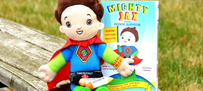 Empowering Kids with Food Allergies: Mighty Jax