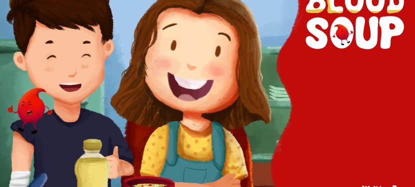 "Helping Kids Learn About Their Body: ""Blood Soup"" Spotlight and Giveaway"
