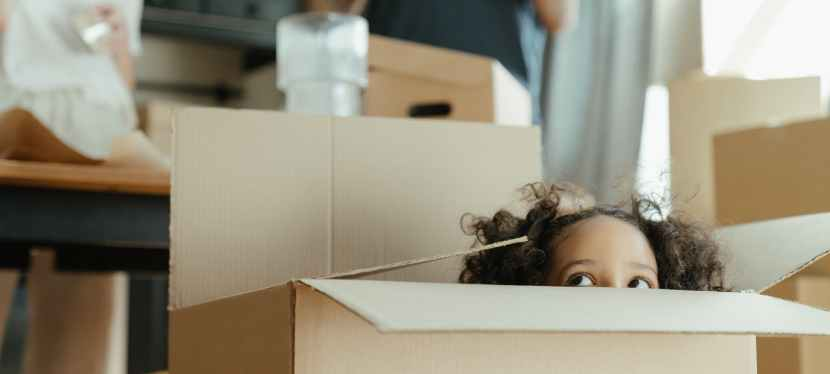 Is Your Child Nervous About Moving? How to Make the Process Easy for Everyone