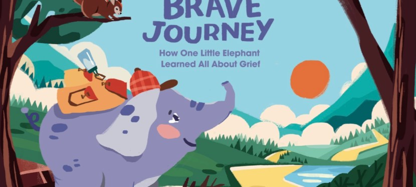 Eddie's Brave Journey: Spotlight and Giveaway