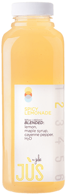Spicy Lemonade - a hit in my book!