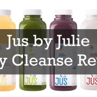 Jus by Julie 3 Day Cleanse Review
