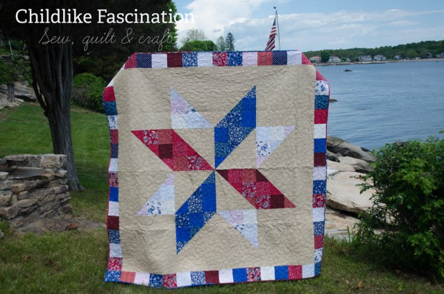 Quilt of Valor or Memorial Day