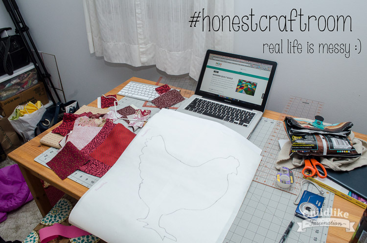 Honest Craft Room
