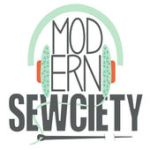 Modern Sewciety Podcast Cover