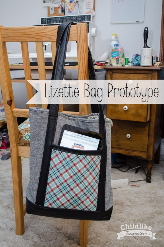 Lizette Bag Prototype